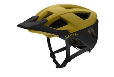 Casco Smith Session Mips Amarillo   Negro L  59 63 Cm