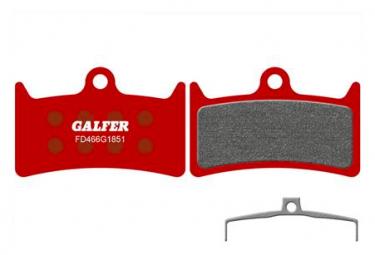 Paar Galfer Semi-Metallic Pads Hope V4 / Trickstuff Maxima Advanced