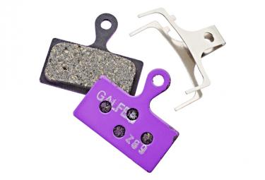 Coppia di pastiglie semimetalliche Galfer Shimano XTR 985 XT 785 SLX 666 per bici elettrica