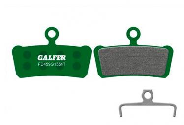 Paar halbmetallische Galfer-Bremsbeläge Avid X0 / Trail / 7 Trail / 9 Trail / Sram-Führung R RS RSC Ultimate G2 Pro