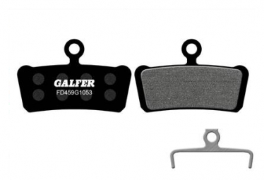 Coppia di pastiglie freno Galfer semi-metalliche Avid X0 / Trail / 7 Trail / 9 Trail / Sram Guide R RS RSC Ultimate G2 Standard