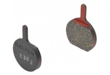 Paire de Plaquettes Galfer Semi-métalliques Magura Clara (-2000) Louise (-2001) Standard