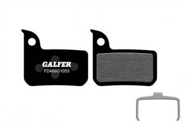 Paire de Plaquettes Galfer Semi-métalliques Sram HDR, Red 22, Force, Rival, Level, Level TLM/Ultimate Standard