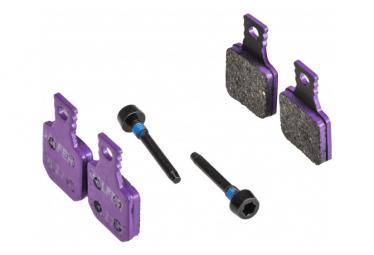 Paire de Plaquettes Galfer Semi-métalliques Magura MT5/MT7 E-BIKE