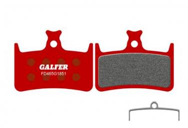 Paar Galfer Semi-Metallic Pads Hope E4 Advanced