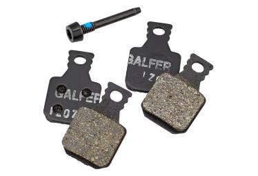 Pair of Galfer Semi-metallic Magura MT5 / MT7 Standard brake pads