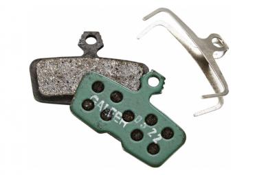 Paar Galfer Semimetallic Sram Code R, RSC, Leitfaden RE / Avid Code R (2011 ..) Pro Bremsbeläge