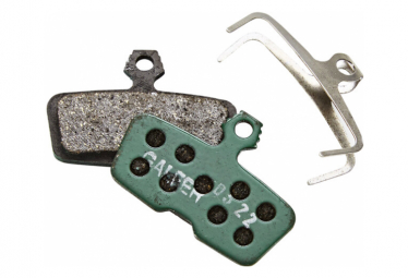 Paire de Plaquettes Galfer Semi-métalliques Sram Code R, RSC, Guide RE / Avid Code R (2011..) Pro