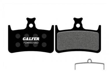Coppia di pastiglie semimetalliche Galfer Hope E4 RX4 Standard