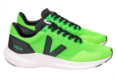 Veja Marlin V Knit Verde   Negro Zapatillas De Running 45