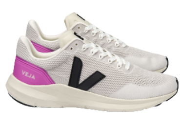 Zapatillas Veja Marlin V Knit Blanco   Morado 44