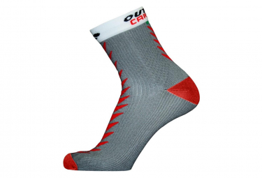 Calcetines Outwet Ultracarbonsocks Gris   Rojo 38 42