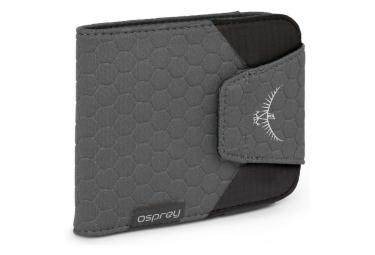 Osprey Quicklock RFID Wallet Gray