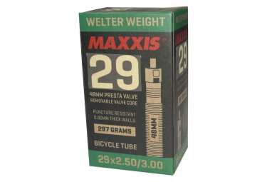 Chambre à Air Maxxis Welter Weight 29'' Plus Presta RVC 48 mm
