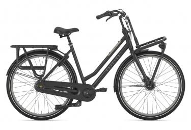 Vélo de Ville Gazelle HeavyDutyNL Shimano Nexus 7V Noir 2021