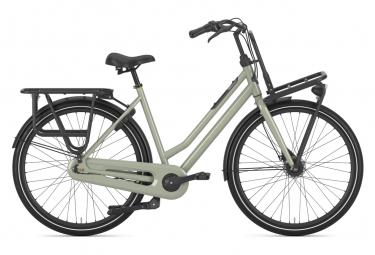 Vélo de Ville Gazelle HeavyDutyNL Shimano Nexus 7V Vert 2021