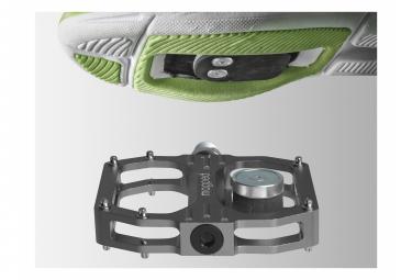 Par de pedales magnéticos Magped Sport 2 200N Gris