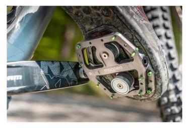 Par de pedales Magped Enduro 200N Gris