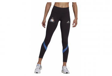 Leggings Adidas Own The Run Space Race Neri