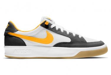Chaussure de skateboard Nike SB Adversary Noir/Blanc/Jaune