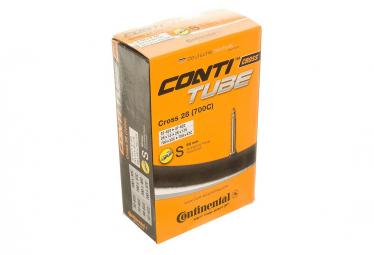 Chambre à Air Continental Cyclocross Presta 60mm