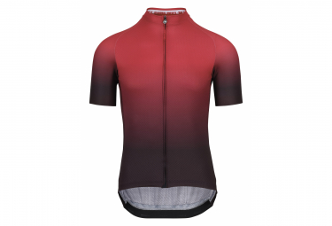 Maillot Manches Courtes Assos Mille GT C2 Summer Rouge