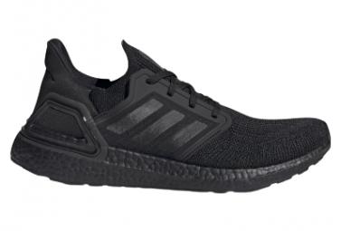 Chaussures de Running adidas running Ultraboost 20 Noir