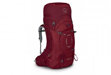 Bolsa De Senderismo Osprey Ariel 65 Mujer Rojo Xs S