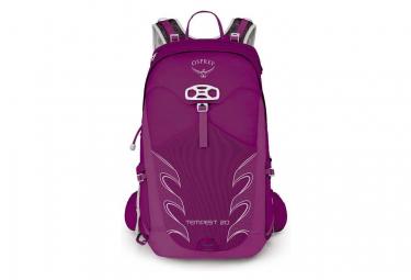 Bolsa de senderismo Osprey Tempest 20 violeta mujer