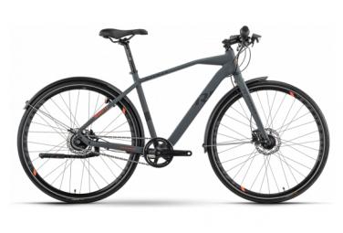 Bicicleta Urbana Fitness R Raymon UrbanRay 2.0 Shimano Nexus 8S 700mm Gris Oscuro 2021