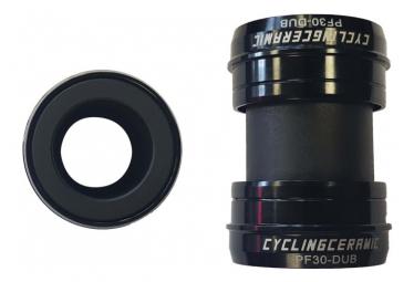 Cyclingceramic Pressfit 30 Sram Dub Press Kit Negro