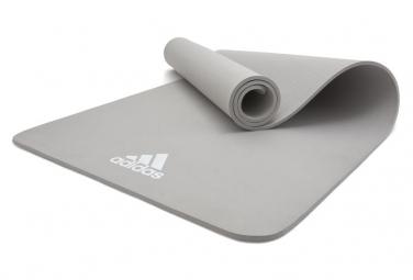Tapis de Yoga Adidas Yoga Mat 8mm Gris