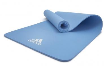 Tapis de Yoga Adidas Yoga Mat 8mm Bleu clair
