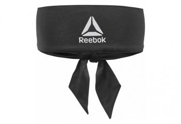 Image of Bandeau reebok tie headband noir
