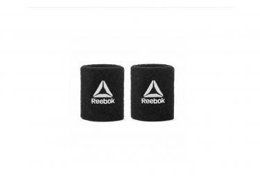 Reebok Sports Wristbands Pulseras De Esponja 8cm Blanco