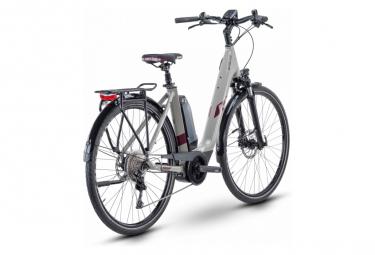 Vélo de Ville Électrique R Raymon CityRay E 5.0 Shimano Deore 10V 500 Gris 2021