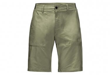 Shorts De Hombre Jack Wolfskin Tanami Khaki 52