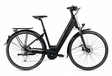 Vélo de Ville Électrique Peugeot EC01 D9 Active Plus Shimano Alivio 9V 500 Noir 2021