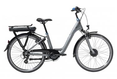 Bicicleta Ciudad Mujer Gitane  ORGANe-Bike Lady Gris
