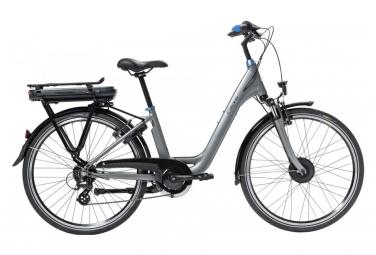 Bicicleta urbana electrica gitane organe bike lady shimano tourney   altus 8s 300 wh 700 mm gris 2021 45 cm   150 165 cm