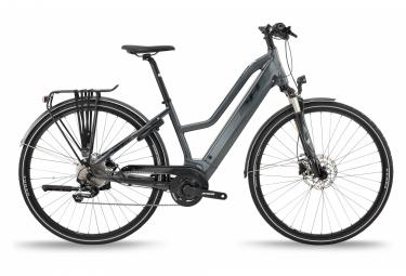 Bicicleta Ciudad Mujer BH Atom Jet Pro Gris