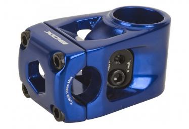 Potence BMX BOX two hollow alu pro 1-1/8  22.2mm blue