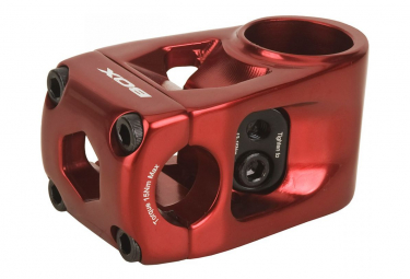 Potence BMX BOX two hollow alu pro 1-1/8  22.2mm  red