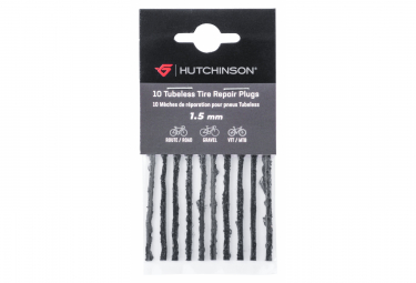 Kit de brocas sin cámara Hutchinson 1.5 mm (x10)