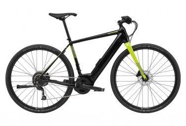 Bicicleta de ciudad Cannondale Quick Neo Shimano Deore 10S Bio Lime