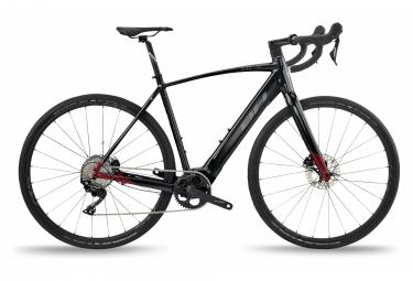 E-Gravel Bike BH Core GravelX 2.2 Shimano GRX 11-fach 540 Wh 700 mm Schwarz 2021