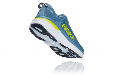 Chaussures de Running Hoka One One Bondi 7 Bleu / Blanc