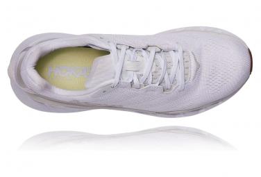 Chaussures de Running Hoka One One Elevon 2 Blanc