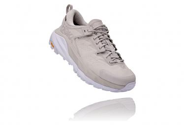 Chaussures de Trail Hoka One One Kaha Low GTX Blanc
