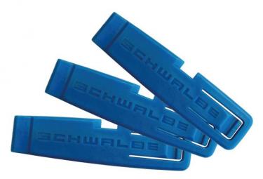 Cambiador de neumáticos Schwalbe Azul (x3)